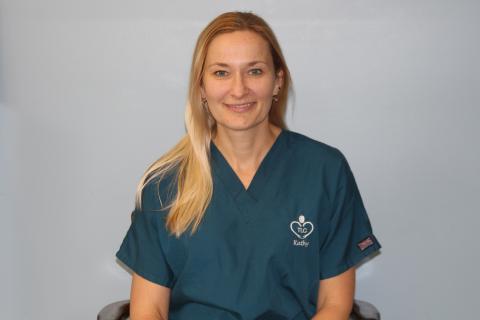 Kathy Wolska-Cordes